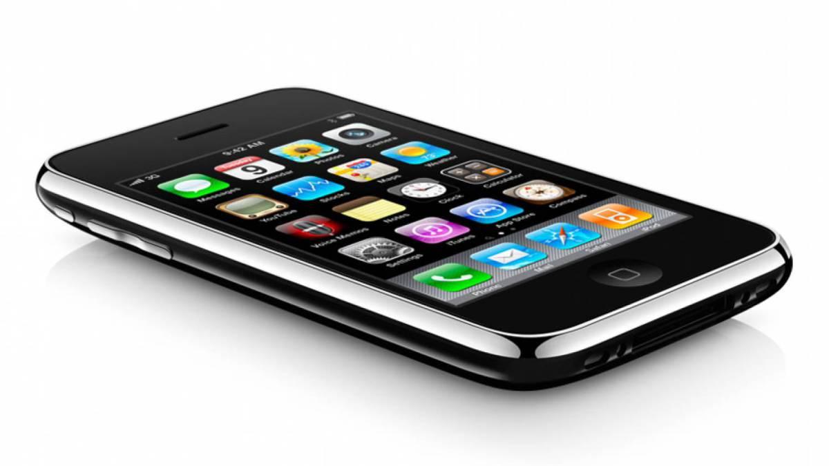 El iPhone 3GS del 2009 se vuelve a poner a la venta