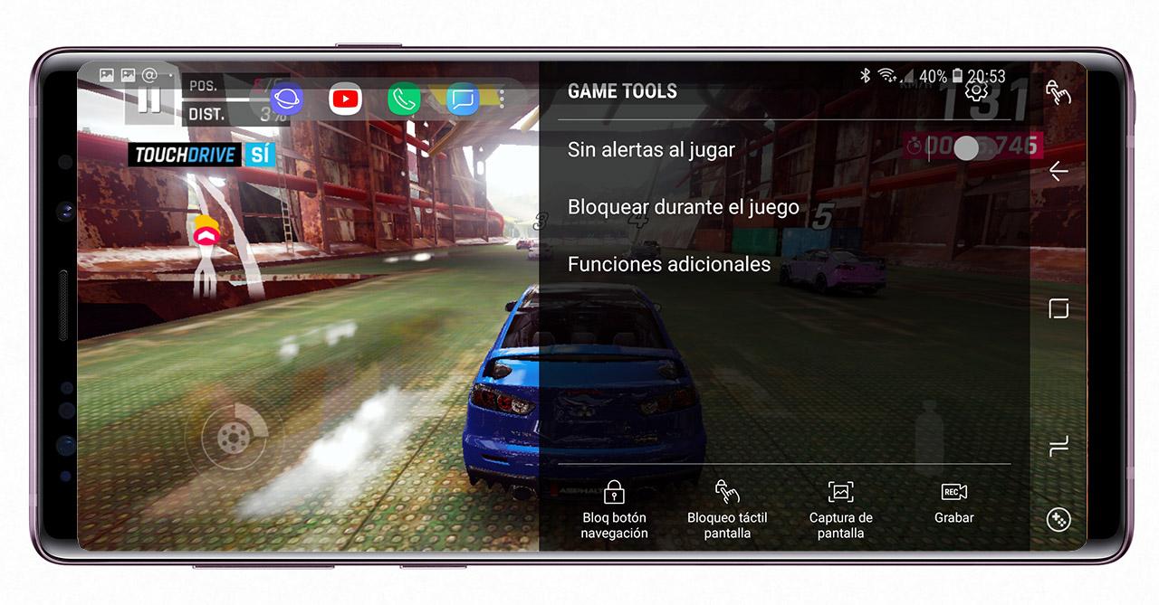 Análisis del Samsung Galaxy Note 9 y opinión en español [REVIEW]
