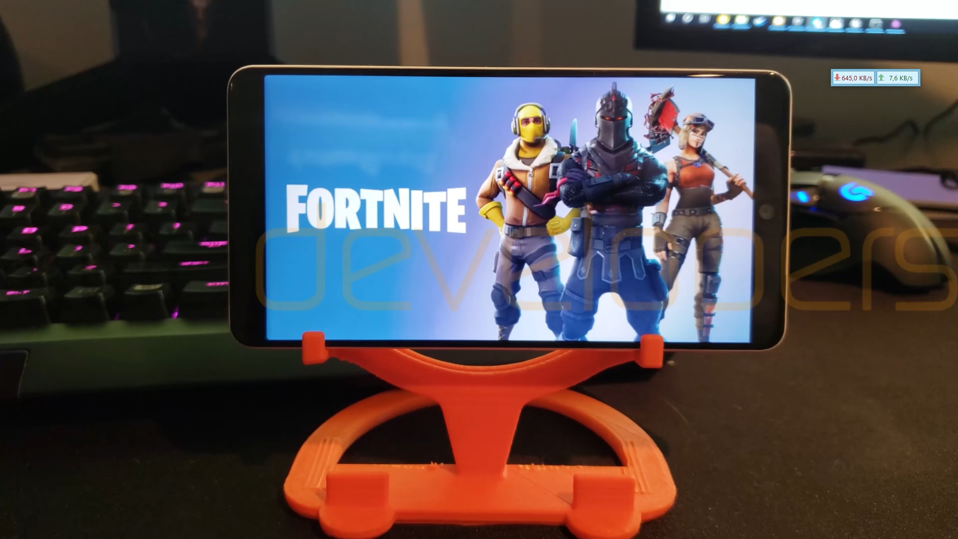 Fortnite para Android no se descargara a través de Google Play