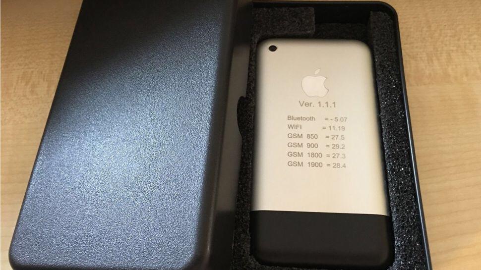 Se filtran las primeras fotos del nuevo iPhone