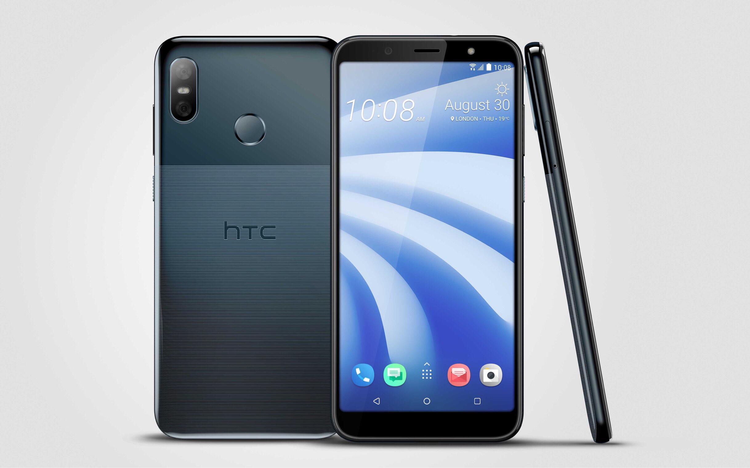 HTC U12 life: inspirado en un Google Pixel, pero abandonando Android One