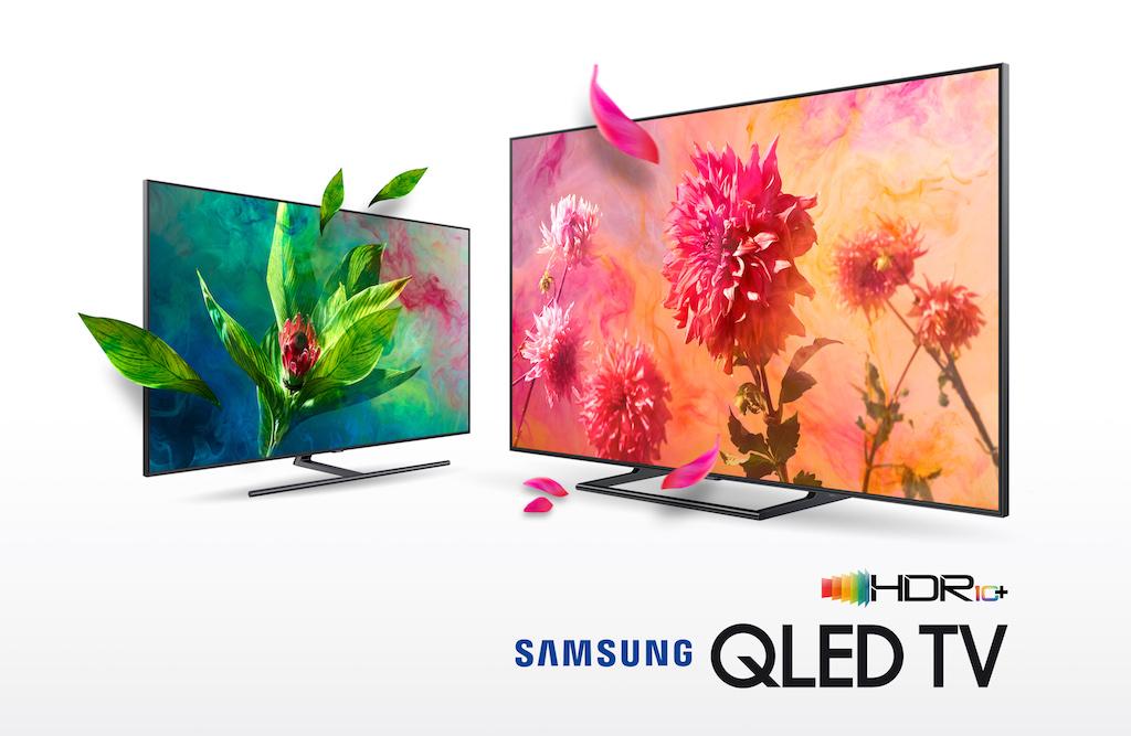 Samsung presentó el primer televisor con tecnología 8K
