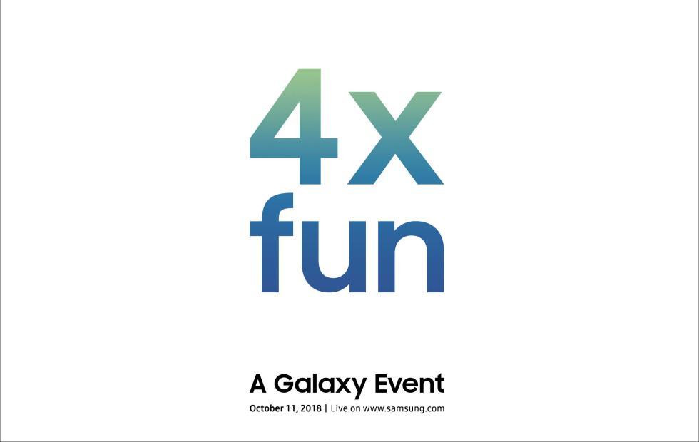Samsung presentará un dispositivo Galaxy el 11 de octubre - Noticia | Noticias
