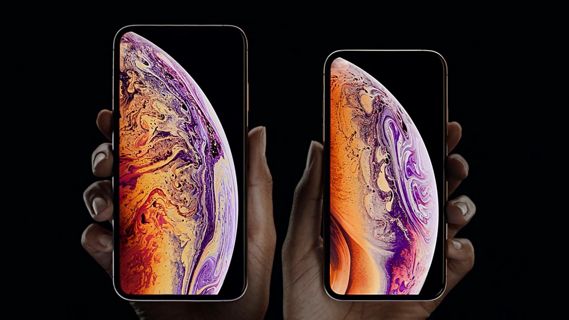 Apple publica los nombres de los nuevos iPhone en su propia web