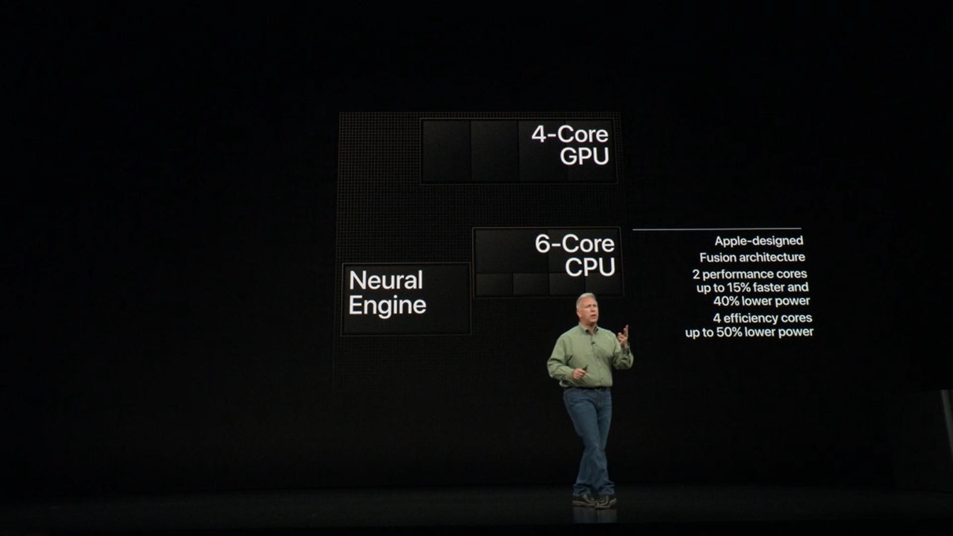 Apple presenta los iPhone XR, XS y el enorme XS Max