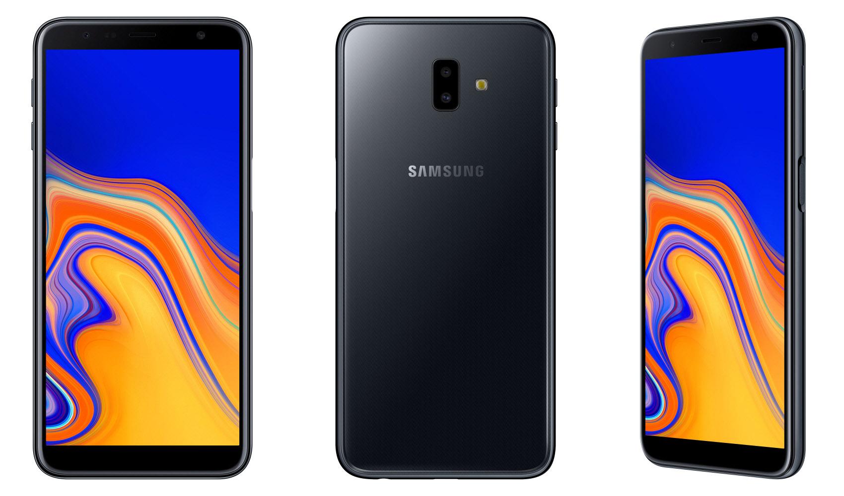 Resultado de imagen para Samsung anuncia los nuevos Galaxy J6+ y J4+