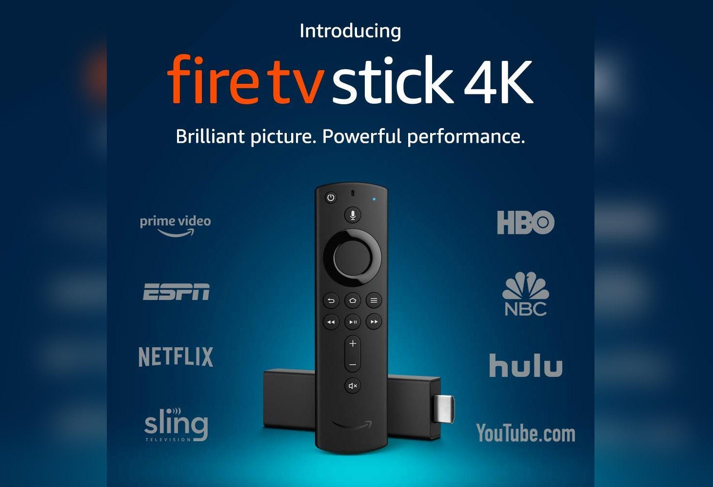 Amazon Fire Tv Stick 4k Caracter 237 Sticas Disponibilidad Y