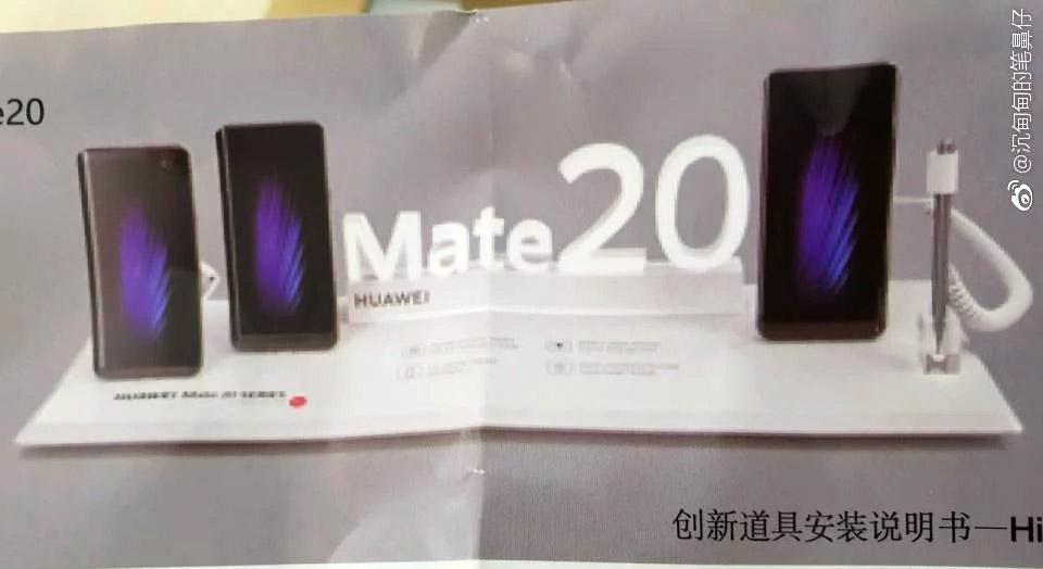 Huawei lanza el Mate 20 Pro, su celular de lujo