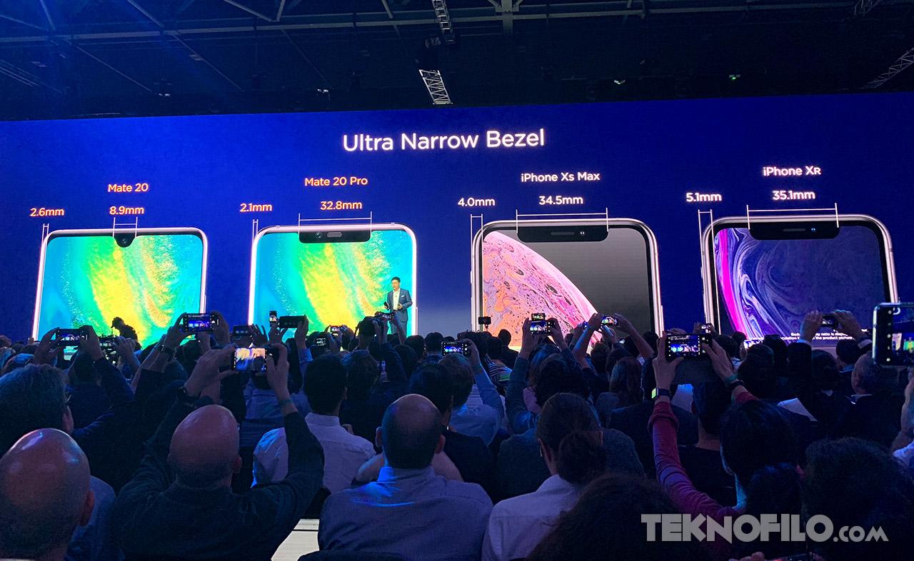 Devela Huawei equipos Mate 20