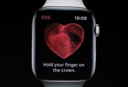 apple watch series 4 - ecg