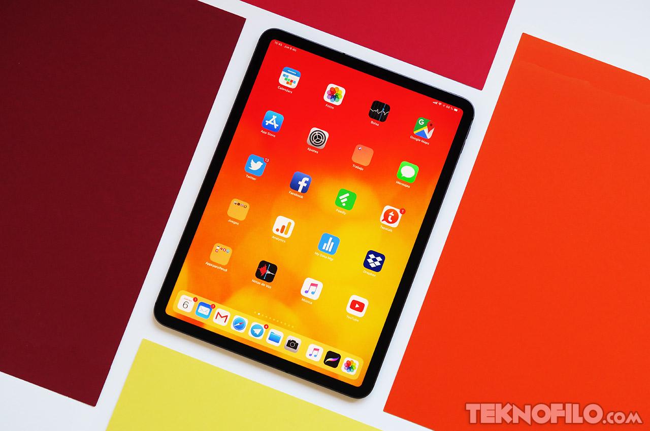 82a8bb1fd4e Análisis a fondo y opinión del iPad Pro (2018) de 11