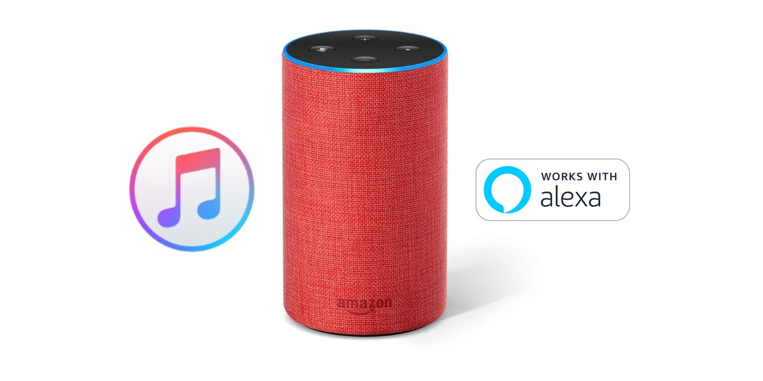 Altavoces Amazon Echo ya pueden reproducir música de Apple Music