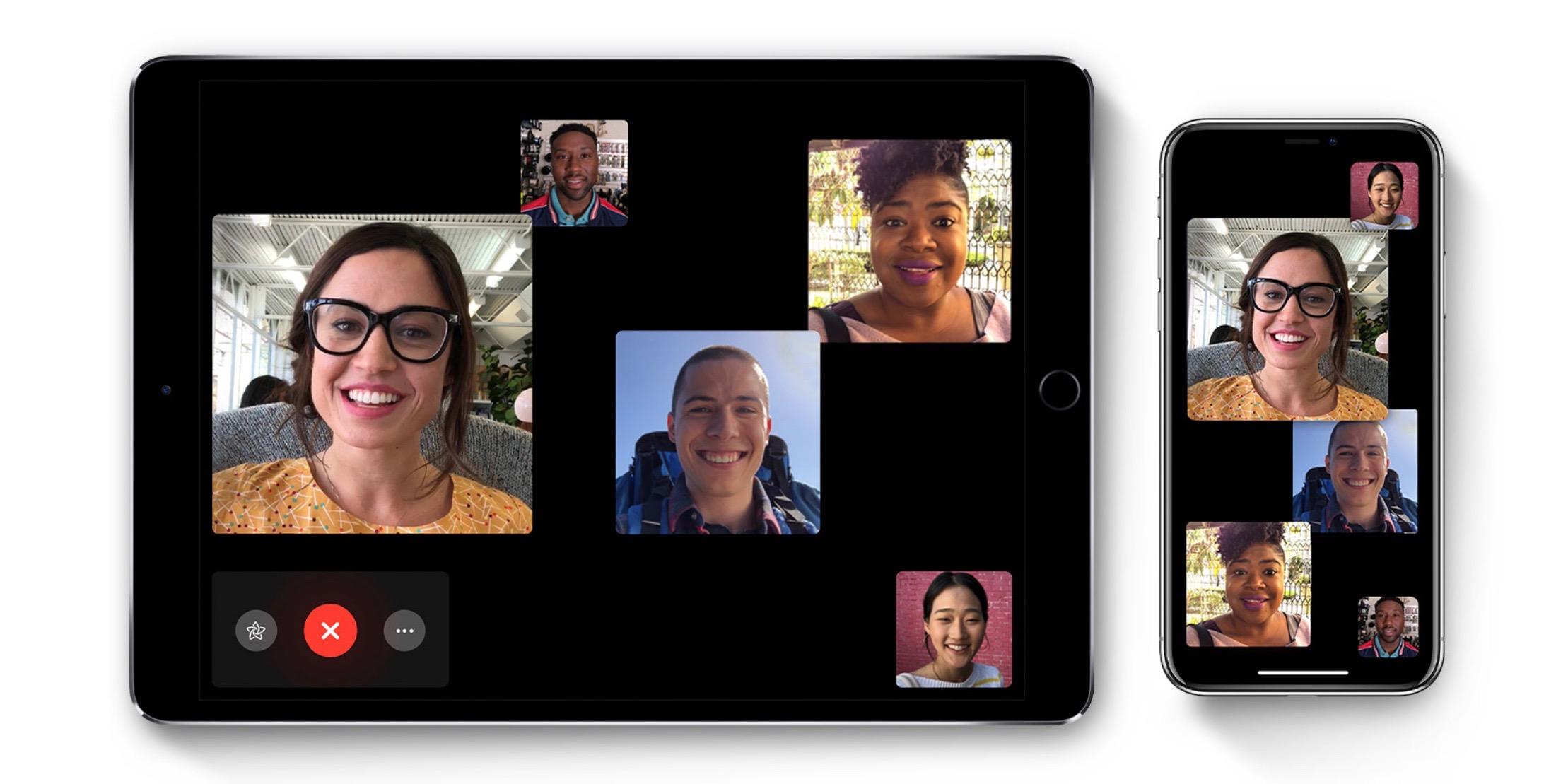 Apple mejora de forma sustancial la calidad de FaceTime
