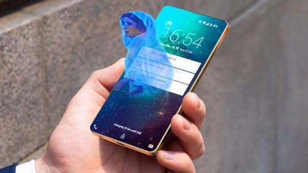 Samsung patenta una pantalla que proyecta hologramas en el aire ...
