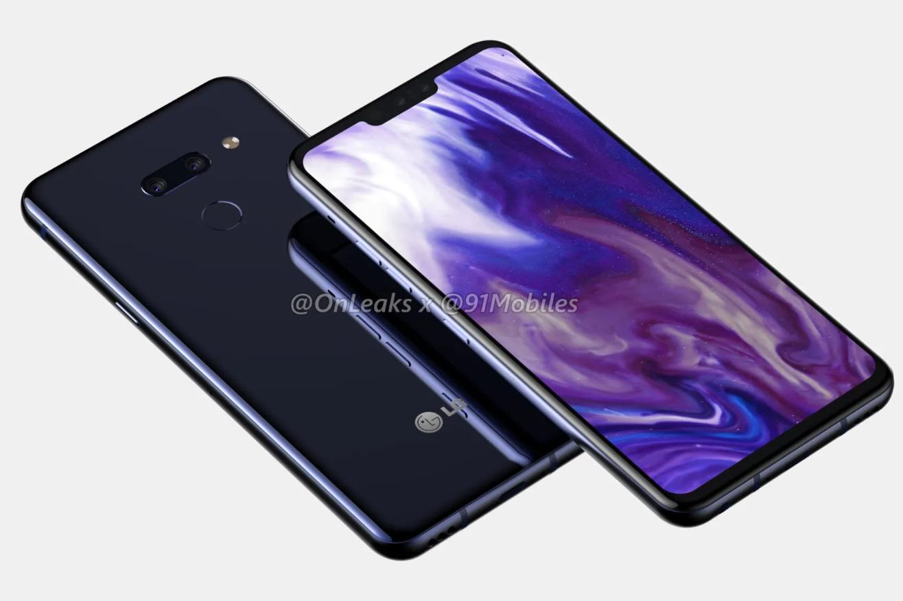 LG lanzará celular con una pantalla secundaria que se conecta