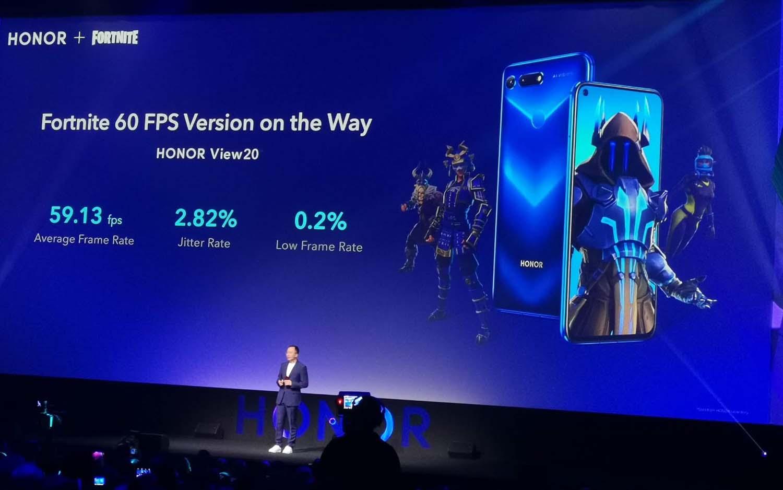 El Honor View 20 Es El Primer Smartphone Android Capaz De