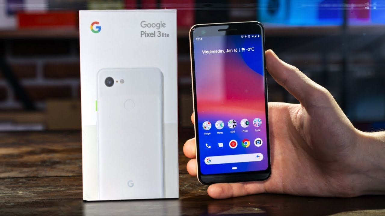 Video muestra el diseño del Pixel 3 Lite