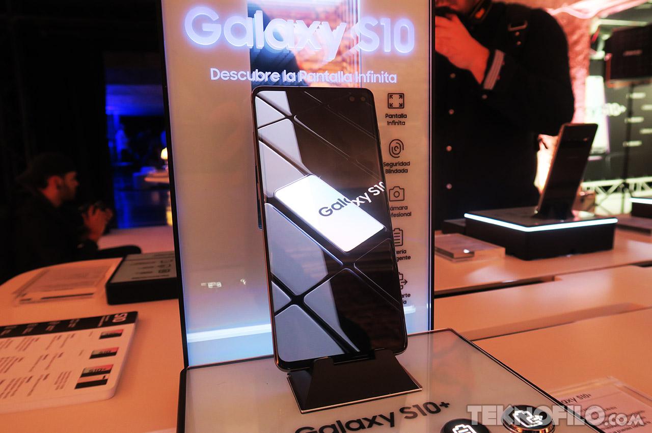 Galaxy Buds, Galaxy Watch Active y Galaxy Fit   Lo nuevo de Samsung en auriculares y relojes