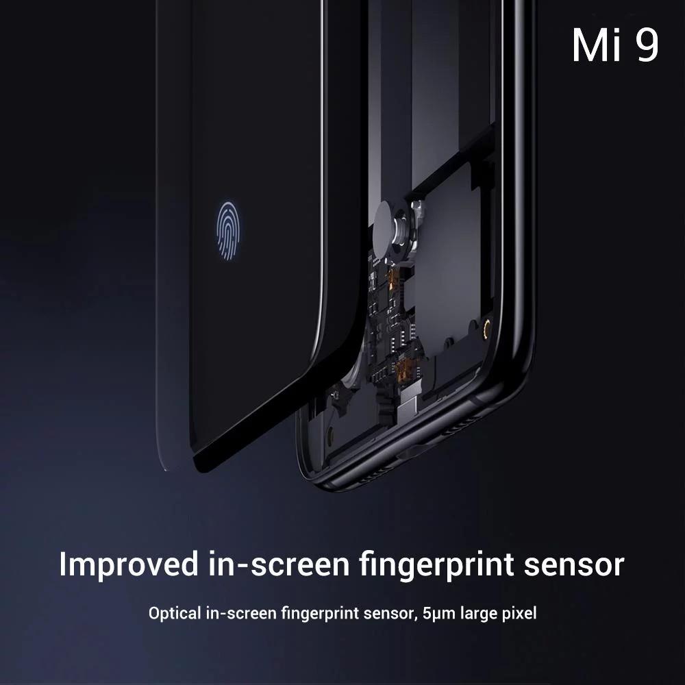 La transparencia del Xiaomi MI 9 Explorer Edition no es real