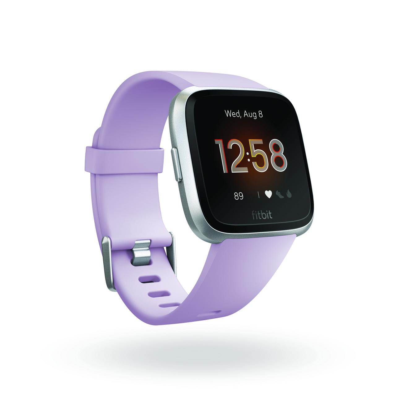 Un smartwatch económico pero con funciones avanzadas — Fitbit Versa Lite