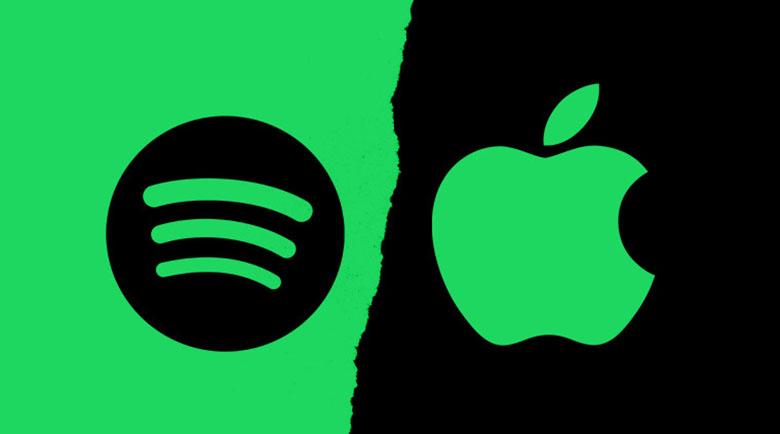 Apple tacha de