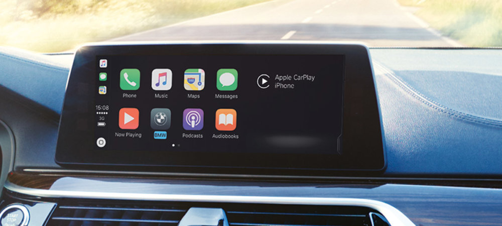 Apple CarPlay en BMW