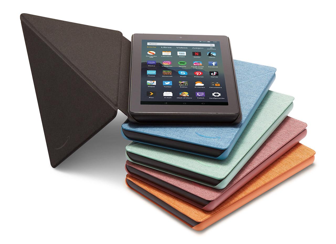 Amazon Anuncia La Nueva Tablet Fire HD 7 Por 69,99