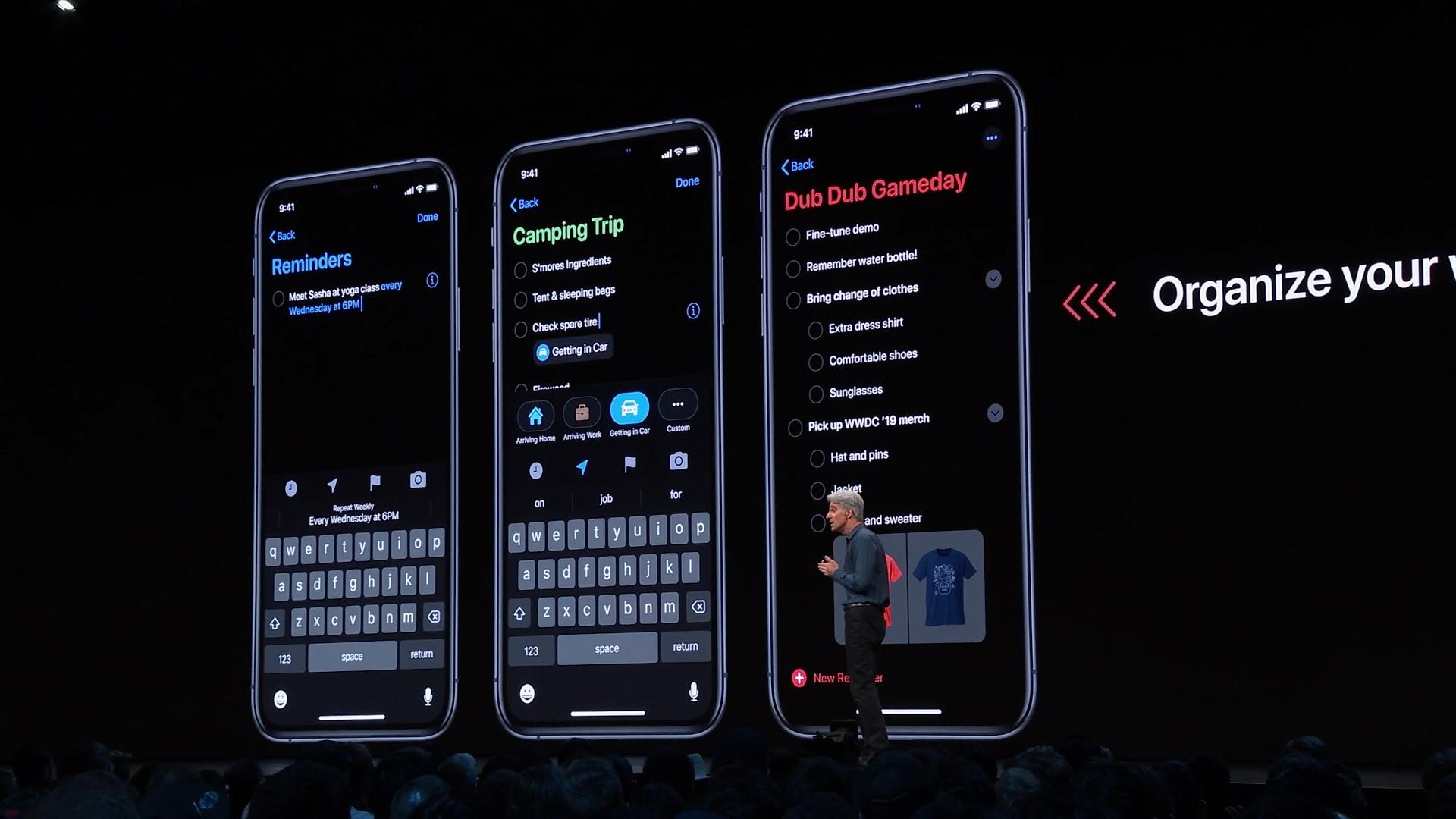 11f6591acfc Otras de las novedades la encontramos en iOS 13 están en el teclado nativo,  que ahora permite escribir arrastrando el dedo sobre las teclas, así como  en ...