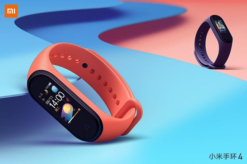 La Xiaomi Mi Smart Band 4 llega a España, disponibilidad y precio