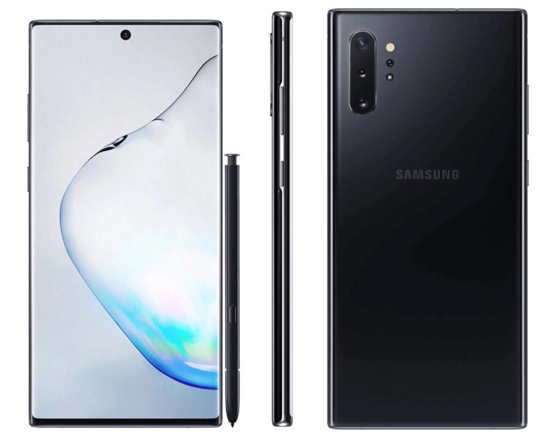 de755a81c67 Samsung Galaxy Note 10/10+ a partir de 999€ / 1149€ en Europa según  WinFuture