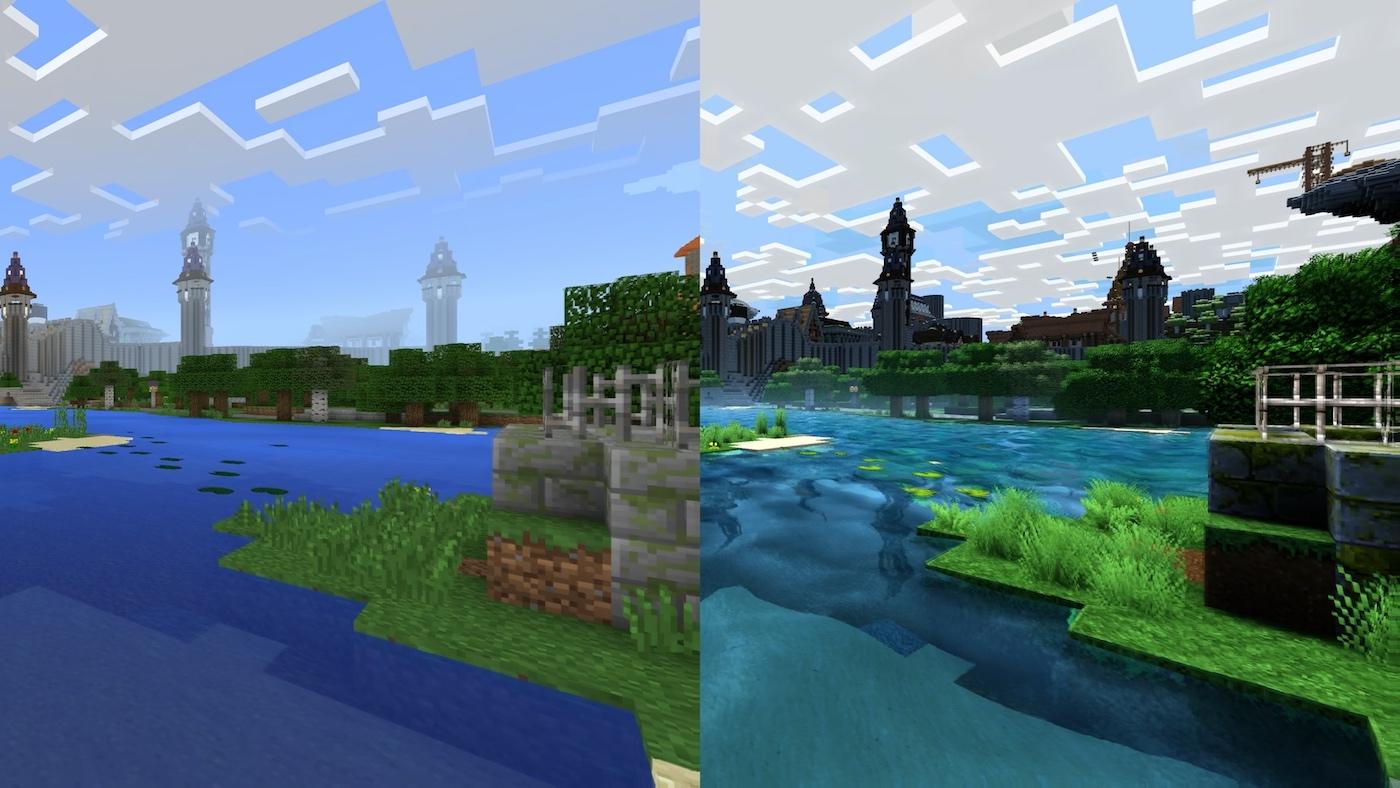 Se cancela Super Duper Graphics Pack de Minecraft, que actualizaría los gráficos del juego
