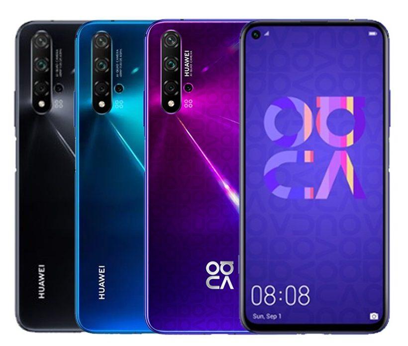 Nova 5T de Huawei: diseño y tecnología premium ahora en México