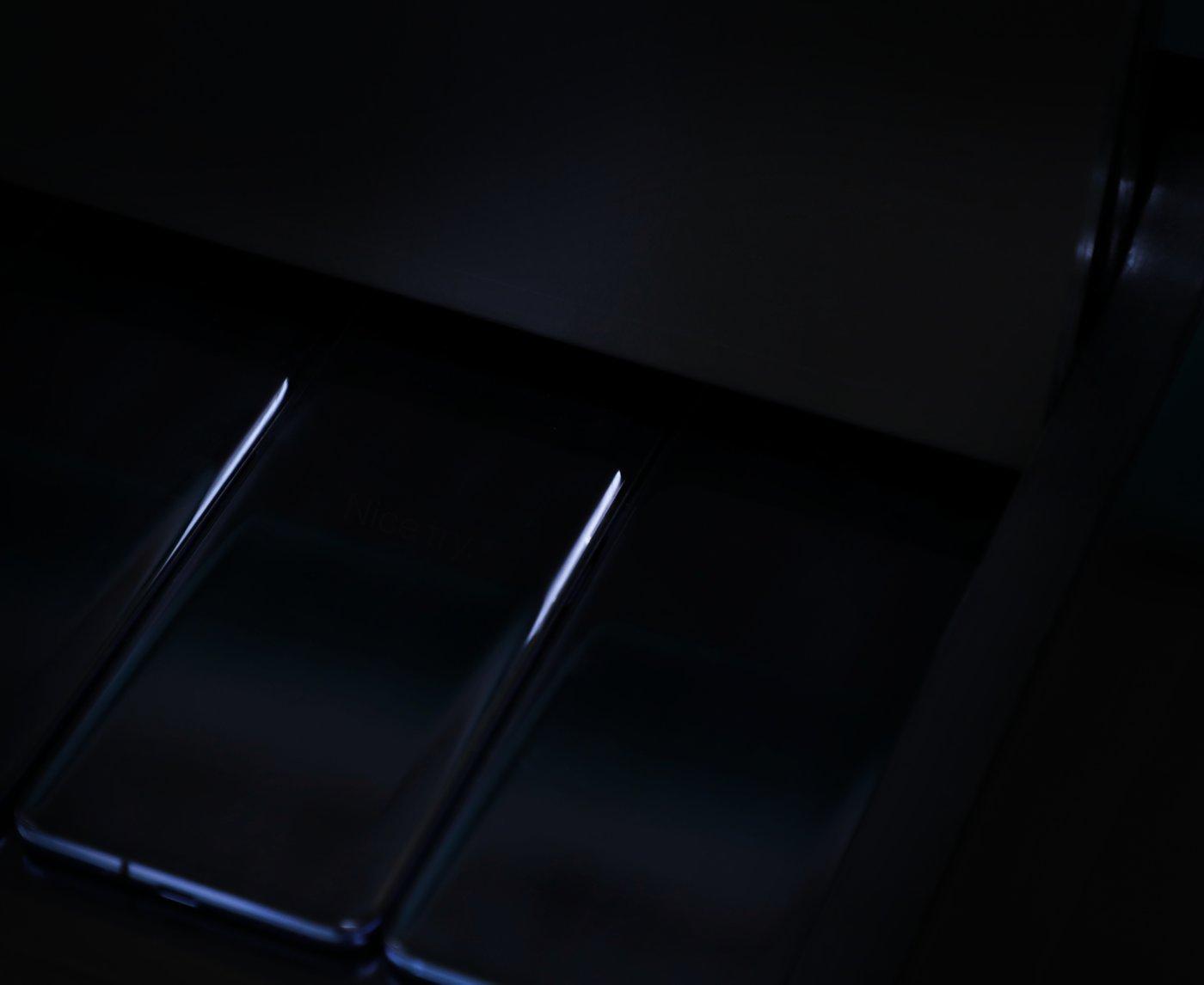 Los bordes de la pantalla podrían iluminarse al llegar notificaciones