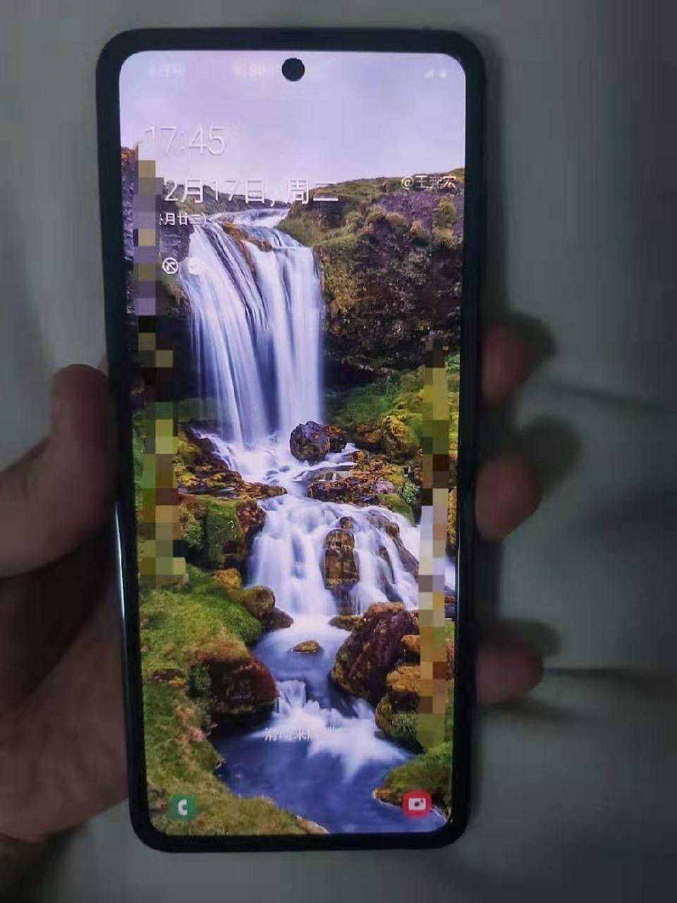 Se filtra el Samsung Galaxy Fold tipo concha 3