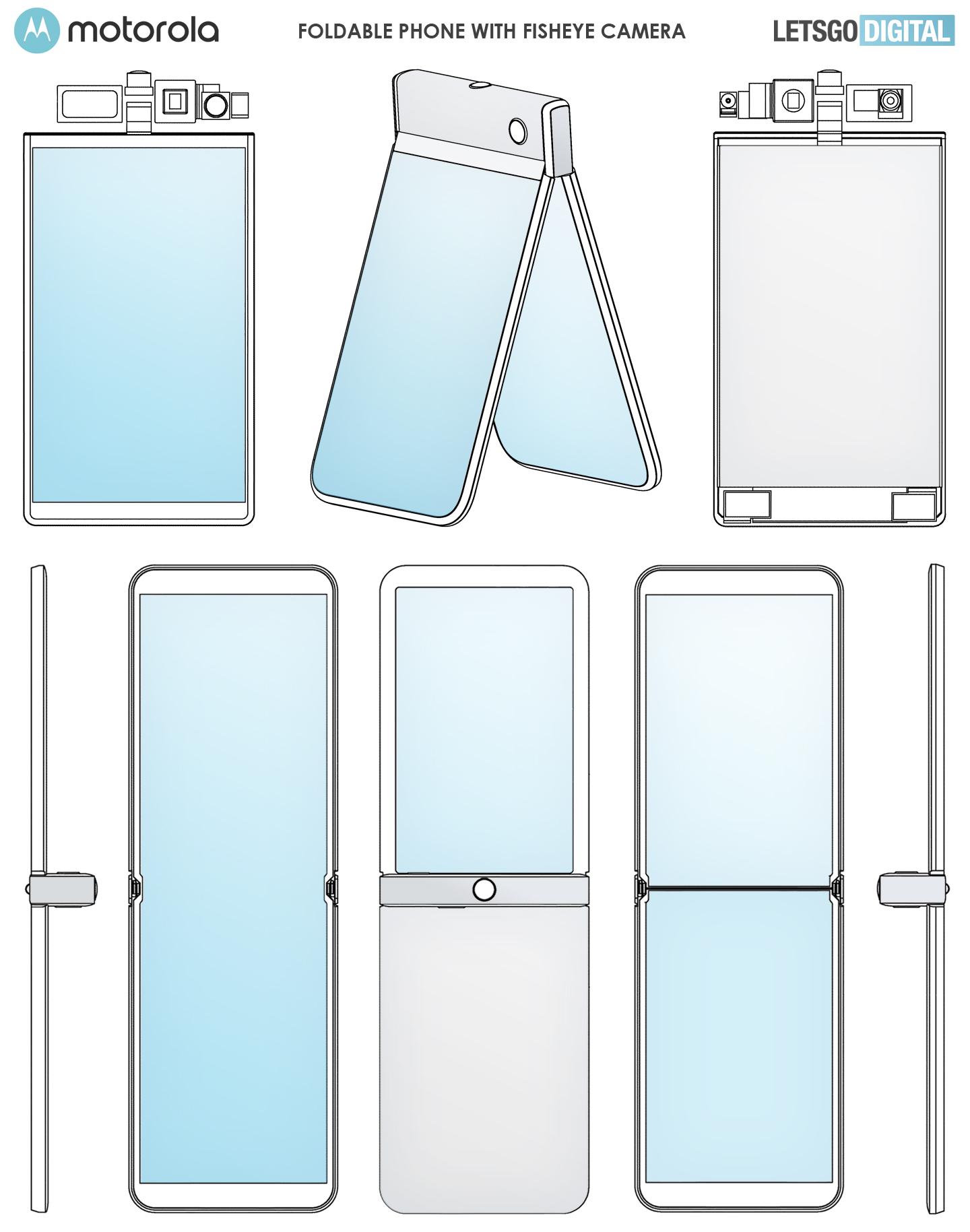 Smartphone plegable modular con Moto Mods