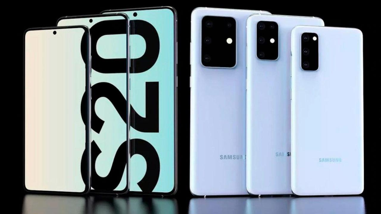 Se filtran especificaciones de nueva línea Samsung Galaxy S20