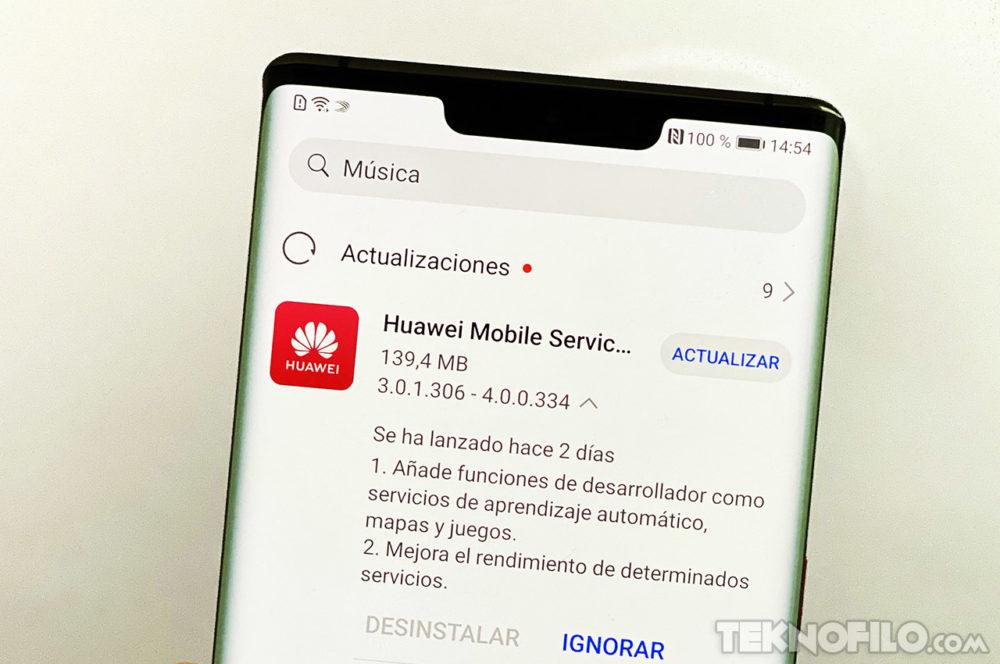 Huawei encuentra sustituto para Google Maps