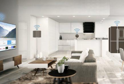 Dispositivos IoT en el hogar