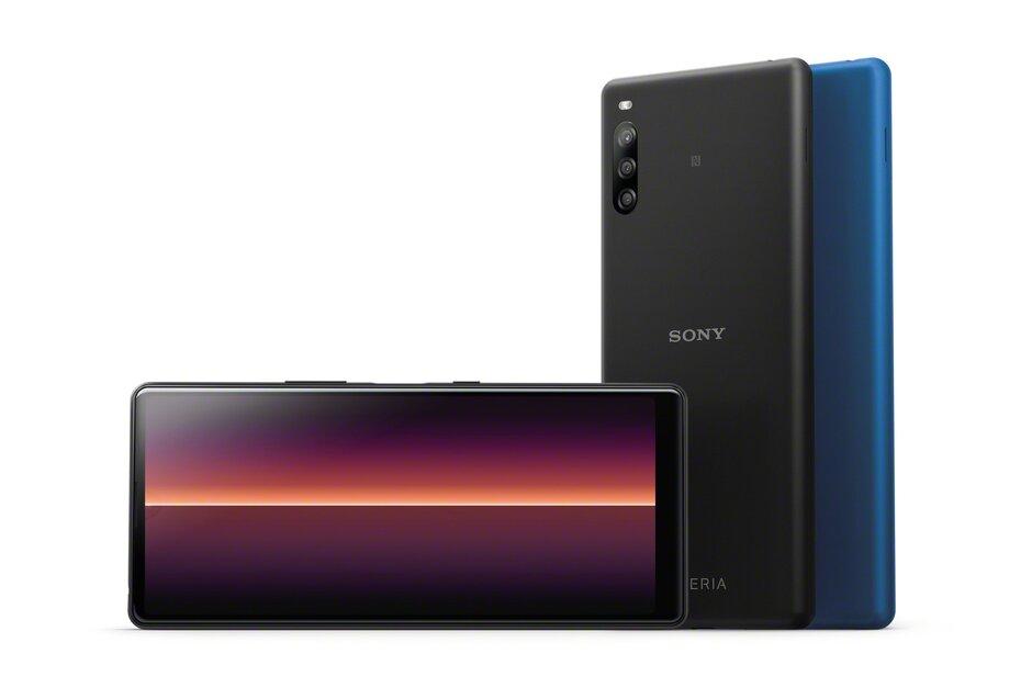 Sony lanza el Xperia L4 en la gama de entrada