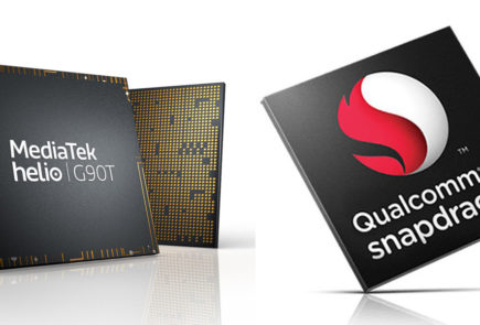 Qualcomm y MediaTek