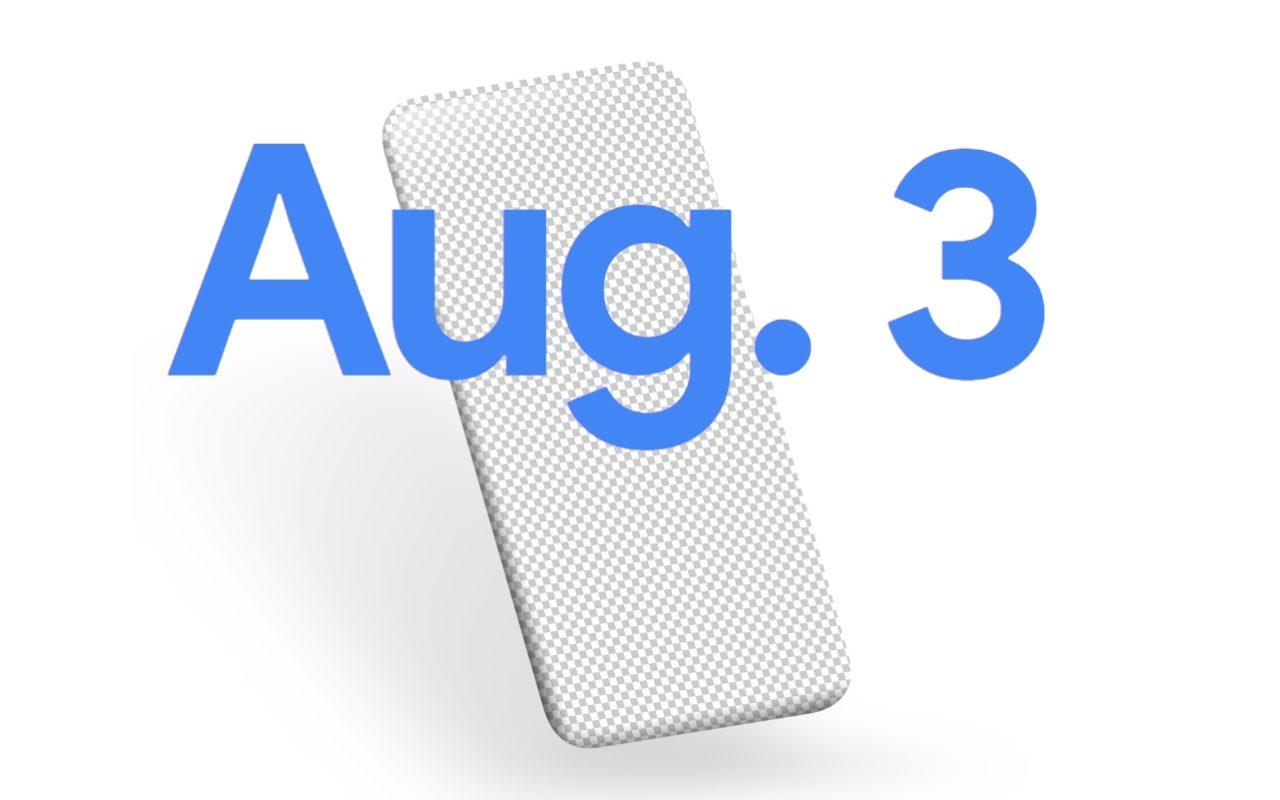 El Google Pixel 4a ya tiene fecha de presentación oficial