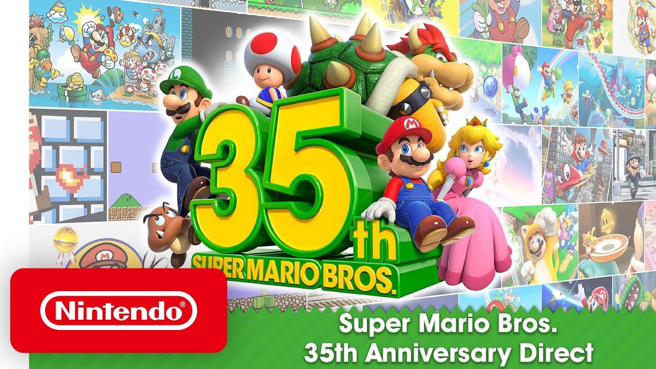Para aumentar Cerveza inglesa Bombero  Nintendo anuncia varios juegos de Mario Bros para Switch | Teknófilo