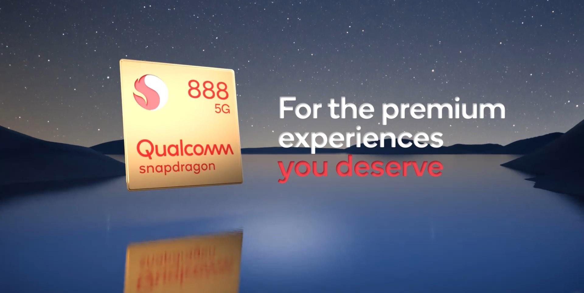 Qualcomm presenta su nuevo chip de gama alta Snapdragon 888
