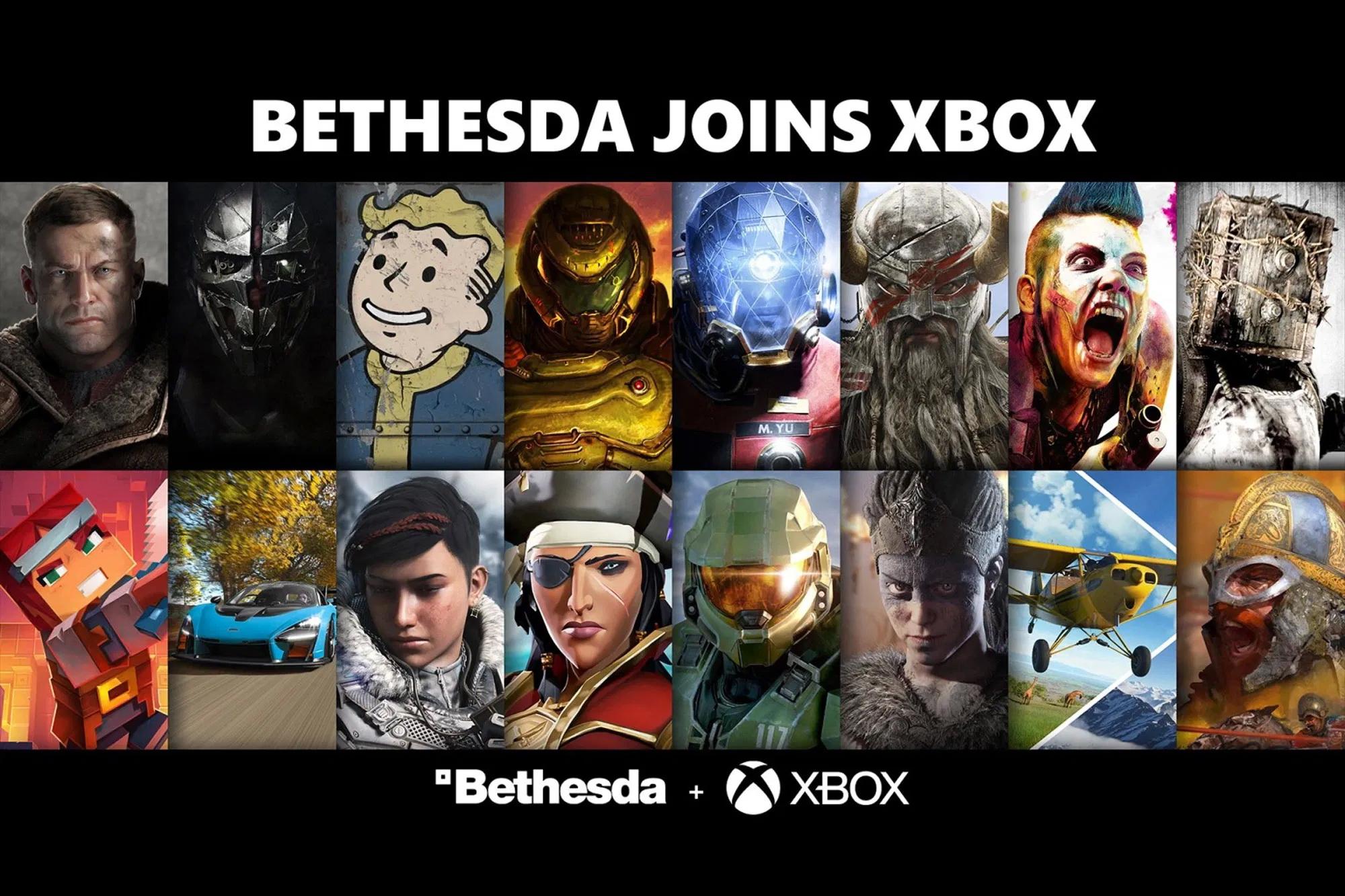 Los jugadores de PS5 se quedarán sin ciertos juegos de Bethesda en un futuro